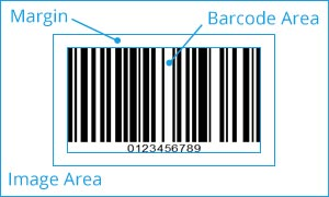 Barcode size