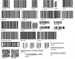 Barcode Types