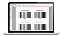 Professional Barcode software
