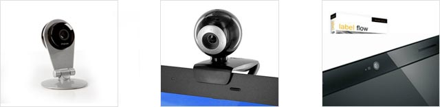 Types of webcam to scan